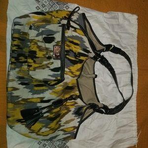 rafē New York multicolored hobo bag